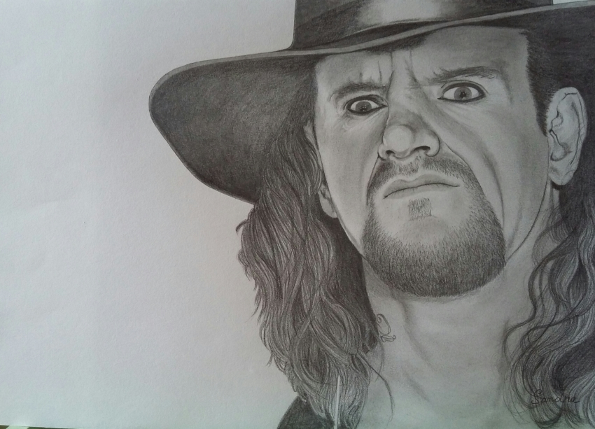The Undertaker by cell40